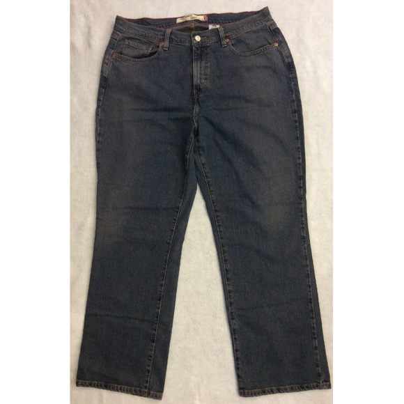 ec171c1500b Levis Denim - Levis Womens 550 Relaxed Boot Cut Jeans Size 20 W